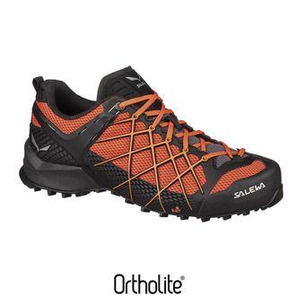 Zapatillas de aproximación hombre WILDFIRE black out/orange popsicle