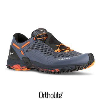 Zapatillas de senderismo hombre ULTRA TRAIN 2 grisaille/dawn