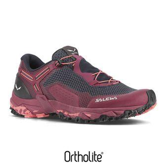 Chaussures de randonnée femme ULTRA TRAIN 2 red plum/punch