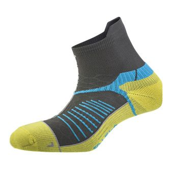 Salewa ULTRA TRAINER - Chaussettes dark grey/honey