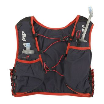 Camp TRAIL FORCE 5L - Sac d'hydratation gris/rouge