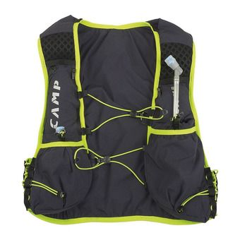 Camp TRAIL FORCE 10L - Sac d'hydratation gris/lime