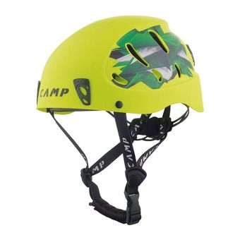 Camp ARMOUR - Casque alpinisme lime/vert