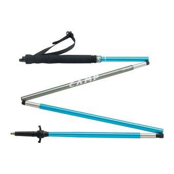 Paire de bâtons de randonnée XENON 135 cm Unisexe Blue/Grey