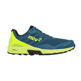 Inov 8 TRAILTALON 290 - Chaussures trail Homme blue green/yellow