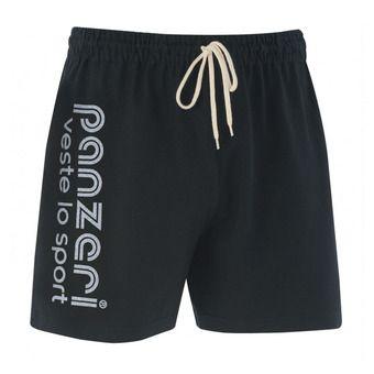 Panzeri UNI A - Short noir/argent