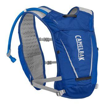 Gilet d'hydratation 3.5L CIRCUIT™ + poche à eau 1.5L CRUX™ nautical/blue/black
