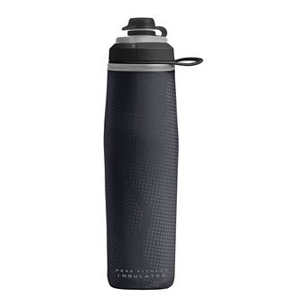 Gourde isotherme 0.75L PEAK™ FITNESS CHILL black/silver