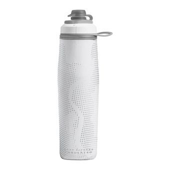 Gourde isotherme 0.75L PEAK™ FITNESS CHILL white/silver