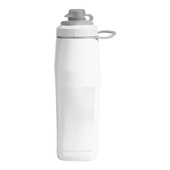 Peak Fitness 25 oz Unisexe White/Silver