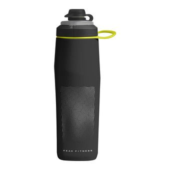 Camelbak PEAK FITNESS - Gourde 750ml black/silver