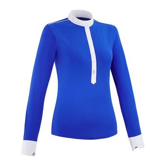 LS Aerolight Shirt Women 2019 Femme Royal
