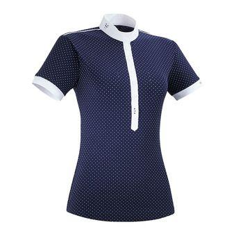 CAPSULE Aerolight Shirt SS Women 2019 Femme Navy Dot