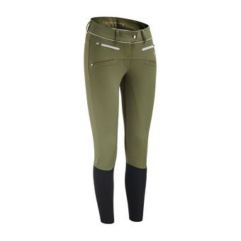 Horse Pilot X-BALANCE - Pantalón mujer kaki