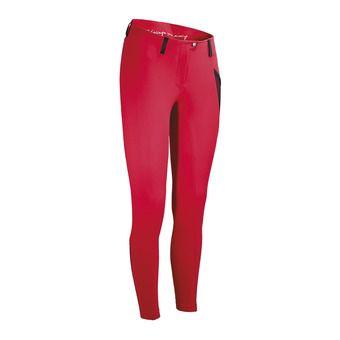 Horse Pilot X-PURE III - Pantaloni Donna red