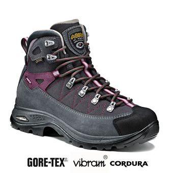 Asolo FINDER GV GTX - Scarpe da escursionismo Donna grigio/gunmetal/grap