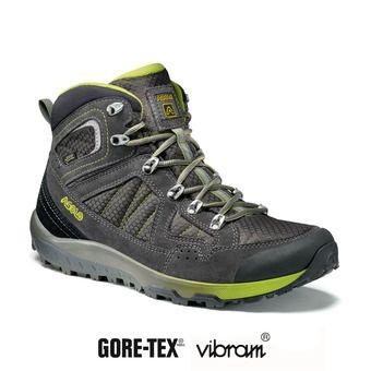 Asolo LANDSCAPE GV GTX - Zapatillas de senderismo hombre grey lime