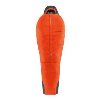 Sac de couchage -4°C MYSTIC orange/noir