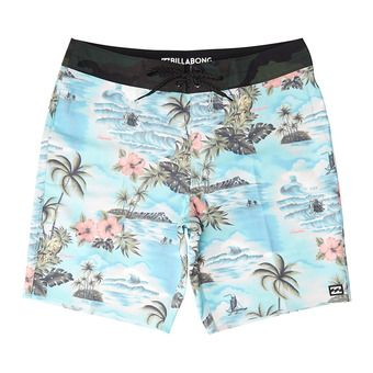 Billabong SUNDAYS AIRLITE - Boardshort Homme mint