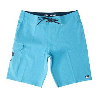 Boardshort homme ALL DAY PRO coastal blue
