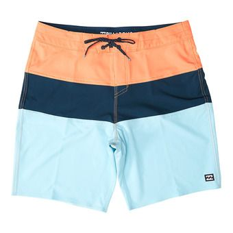 Boardshort homme TRIBONG PRO SOLID orange