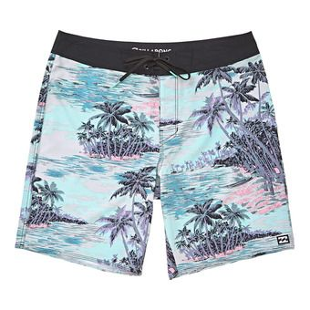Boardshorts - Men's - SUNDAYS PRO seafoam