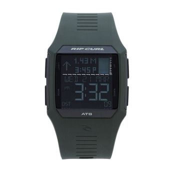 Digital Watch - RIFLES TIDE military green
