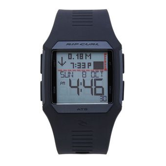 Digital Watch - RIFLES TIDE black