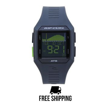 Rip Curl RIFLES TIDE - Montre black/green