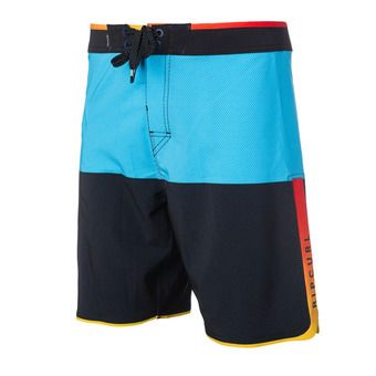 "Boardshorts - Men's - MIRAGE SURGING 19"" blue"