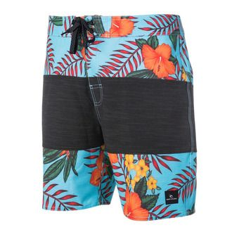 "Boardshorts - Men's - MIRAGE WILKO SPLICED 18"" blue"