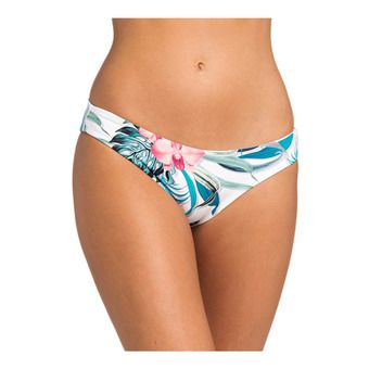 Reversible Bikini Bottoms - Women's - MIRAGE CLOUDBREAK ESSENTIALS G white
