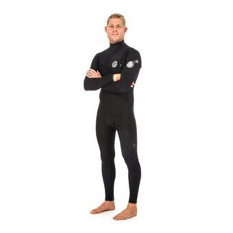 LS Full Wetsuit 3/2mm - Men's - E-BOMB ZIP FREE black