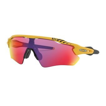 Oakley RADAR EV PATH - Lunettes de soleil matte yellow/prizm road