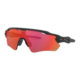 Oakley RADAR EV PATH - Sunglasses - matt black/prizm trail torch