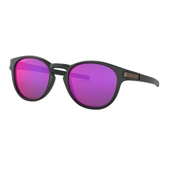 Oakley LATCH - Gafas de sol matte black/prizm road