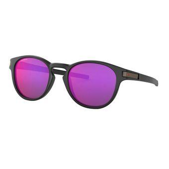 Oakley LATCH - Lunettes de soleil matte black/prizm road