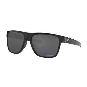 Oakley CROSSRANGE XL - Gafas de sol polarizadas polished black/prizm black