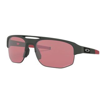 Oakley MERCENARY - Gafas de sol matte carbon/prizm dark golf