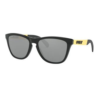 Oakley FROGSKINS MIX - Sunglasses - polished black/prizm black