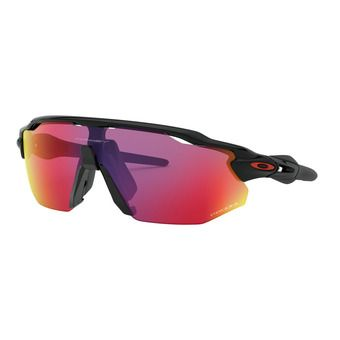 Oakley RADAR EV ADVANCER - Lunettes de soleil polished black/prizm road