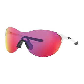 Oakley EVZERO ASCEND - Sunglasses - polished white/prizm road