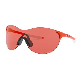 Oakley EVZERO ASCEND - Sunglasses - safety orange/prizm peach