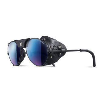 Julbo CHAM - Occhiali da sole nero opaco/nero/multilayer blu