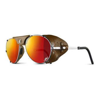 Julbo CHAM RANCHO - Sunglasses - brass fawn/multilayer red