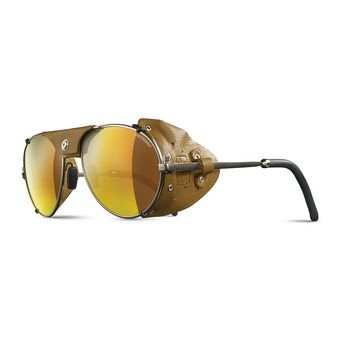 Julbo CHAM - Sunglasses - brass/havana/multilayer gold