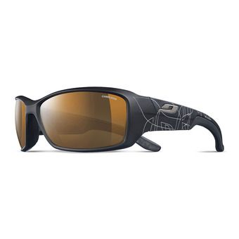 Julbo RUN - Photochromic sunglasses - graphic black/cameleon