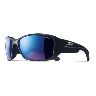 Julbo WHOOPS - Sunglasses - gloss black/multilayer blue