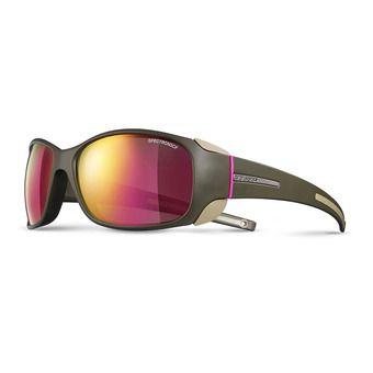 Julbo MONTEROSA - Gafas de sol fotocromáticas army/camel/rose/multilayer rose