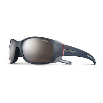 Julbo MONTEROSA - Gafas de sol mujer blue dark/grey/corail/flash silver